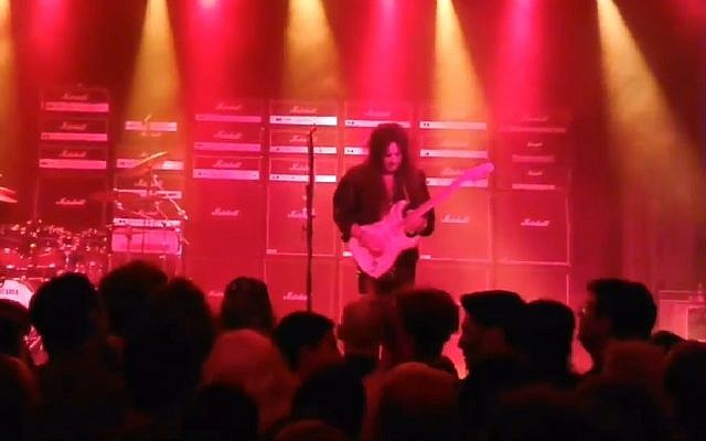 Yngwie Malmsteen at Hard Rock Event Center