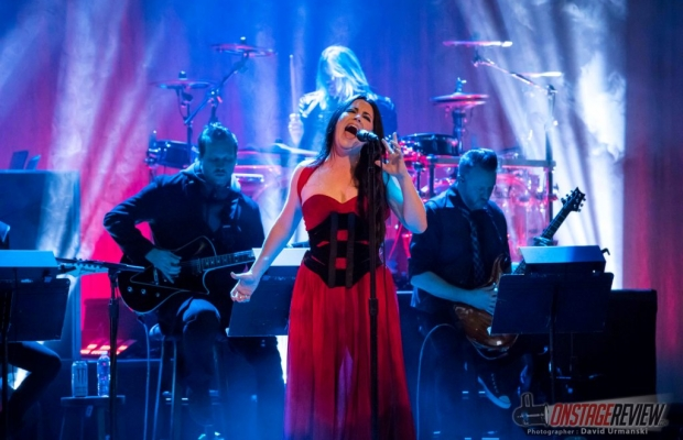 Evanescence at Hard Rock Event Center