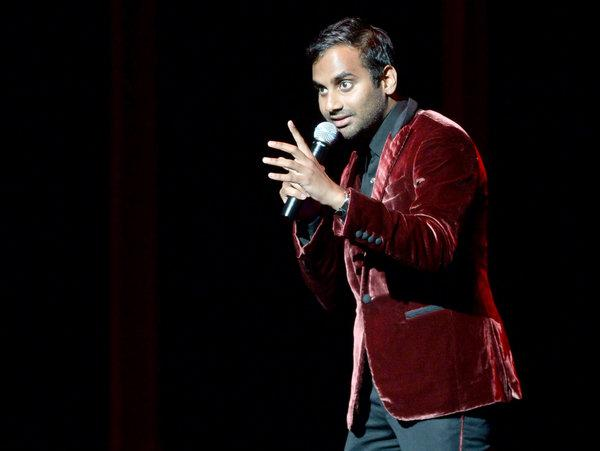 Aziz Ansari at Hard Rock Event Center