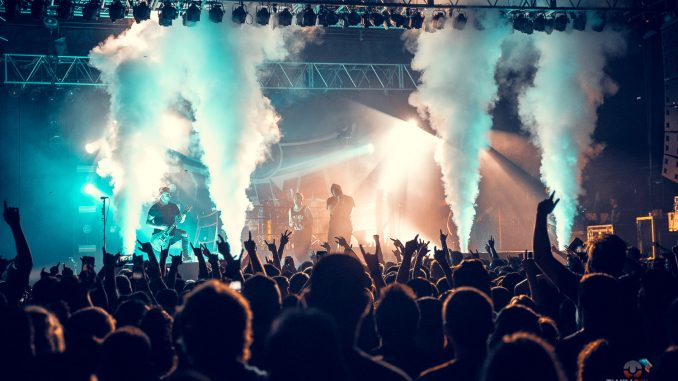 I Prevail at Hard Rock Event Center