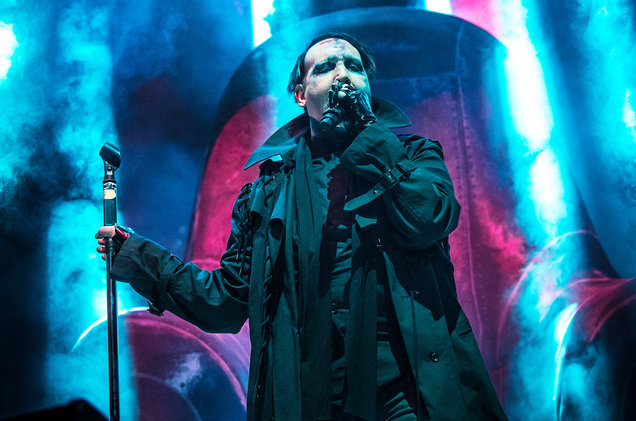 Marilyn Manson at Hard Rock Event Center