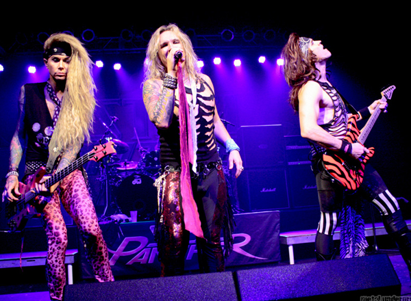 Steel Panther at Hard Rock Event Center