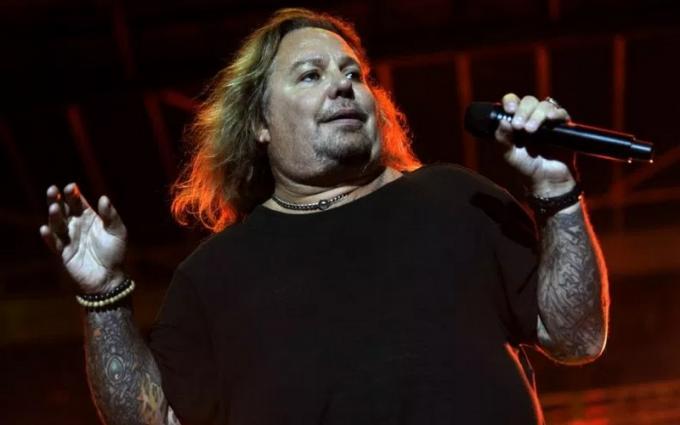 Vince Neil at Hard Rock Event Center