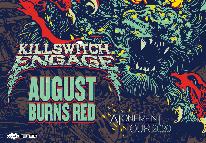 Killswitch Engage & August Burns Red at Hard Rock Event Center