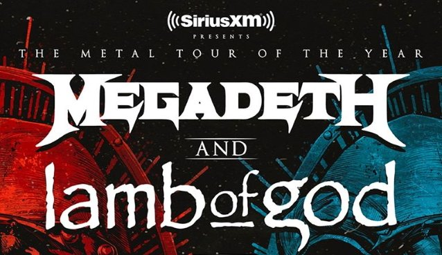 Megadeth & Lamb of God [CANCELLED] at Hard Rock Event Center